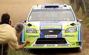 Победа Гронхольма сделала Ford чемпионом WRC
