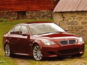 Американцы предлагают сделать BMW M5 и M6 мощнее