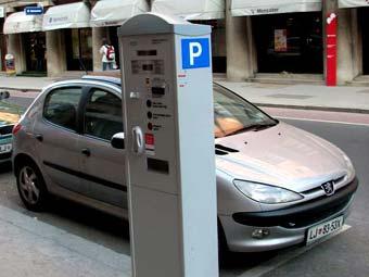 В Москве появился электронный паркомат с подогревом