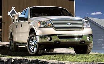 Американские пикапы вновь стали самыми продаваемыми автомобилями в США