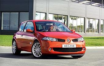 Renault готовит экстремальную версию модели Megane