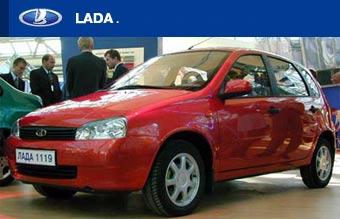 Производство хэтчбеков Lada Kalina начнется 21 июля