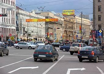 В выходные в Москве будет ограничено движение