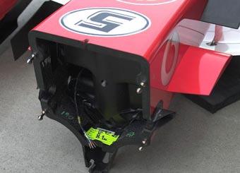 FIA запретила командам использовать демпферы массы