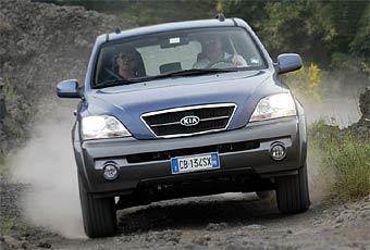 """""""ИжАвто"""" в 2007 году начнет выпуск внедорожников Kia Sorento"""