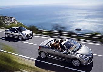 Peugeot представил новый купе-кабриолет