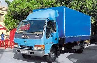 Isuzu хочет выпускать в России 10 тысяч грузовиков в год