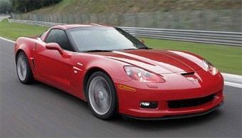 GM подал иск  против фотографа за шпионские снимки Chevrolet Corvette SS