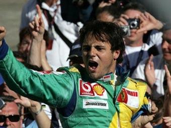 Фелипе Масса признан лучшим бразильским гонщиком