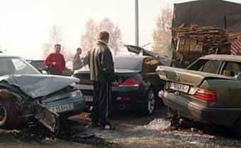 В Подмосковье закрыли движение по Пятницкому шоссе