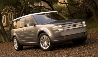 Ford заменит минивэны кроссоверами
