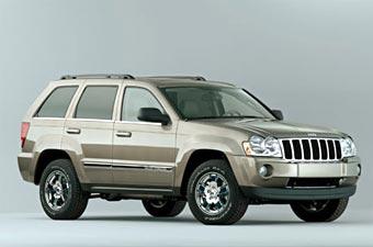 Jeep будет продавать дизельный Grand Cherokee в США
