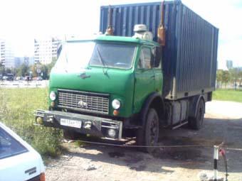 В Москве построят большие стоянки для грузовиков