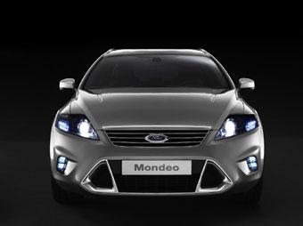Ford официально представил прототип Mondeo нового поколения