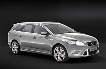 Ford привезет в Париж прототип нового Mondeo