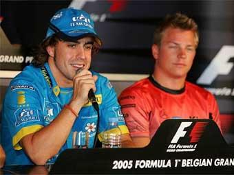 McLaren отказал Алонсо в обмене на Райкконена