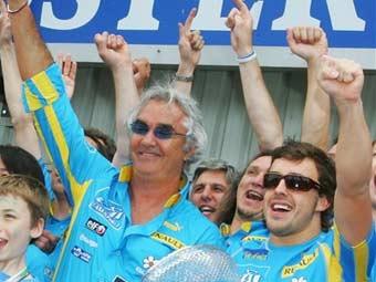Глава команды Renault F1 готов уйти в политику
