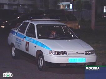 Милиционера избили за неправильную парковку