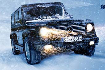 Mercedes G-Class обновят и будут выпускать еще четыре года