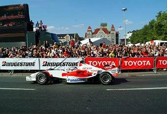 """Toyota покинет ассоциацию автопроизводителей """"Формулы-1"""""""