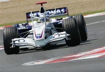 FIA лишила BMW Sauber новых крыльев