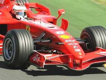 Райкконен обыграл Алонсо в квалификации Гран-при Австралии