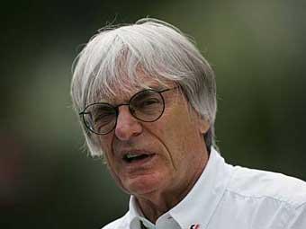 """Бернард Экклстоун предупредил о сокращении европейских этапов """"Формулы-1"""""""