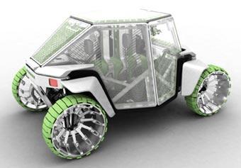 """""""Зеленый"""" Hummer принес дизайнерам GM победу в Лос-Анджелесе"""