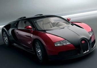 Список самых дорогих автомбилей возглавил Bugatti Veyron