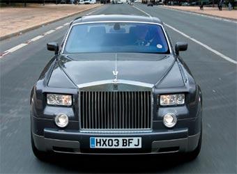 Rolls-Royce открывает первый автосалон в Индии