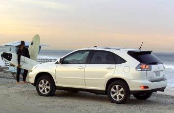 Toyota отзовет более 380 тысяч внедорожников Toyota и Lexus