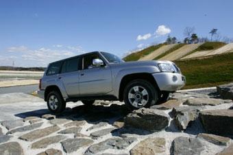 Nissan построил полигон для испытаний внедорожников