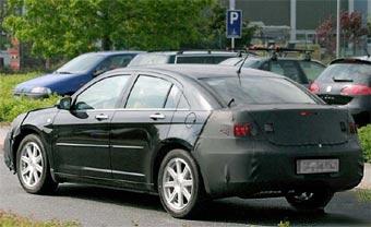 Новый Chrysler Sebring будет похож на 300C