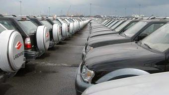 Китайцы отказались от поставок автомобилей в Европу