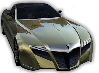 Stola представила в Женеве эксклюзивное спортивное купе