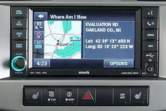 В автомобилях Chrysler можно будет смотреть спутниковые телеканалы