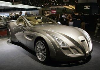 Спорт-купе Russo-Baltique выпустят в количестве 10-15 машин