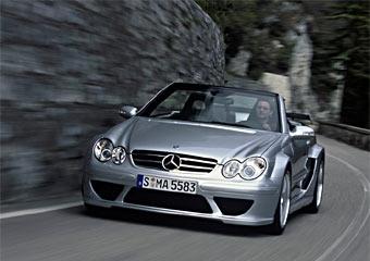 Mercedes представил экстремальный кабриолет CLK DTM