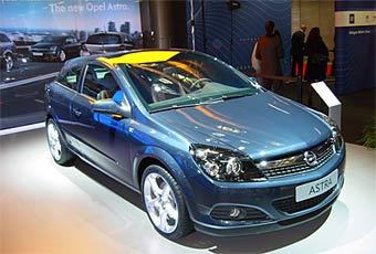 Opel Astra будет продаваться в США под маркой Saturn