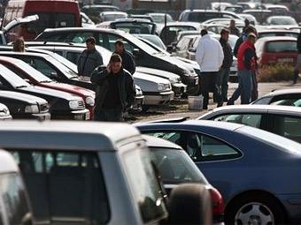 Поддержанные автомобили подорожали на десять процентов
