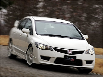 Honda завершит выпуск седана Civic Type-R в августе
