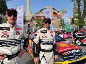Петтеру Сольбергу не хватает денег на титул чемпиона WRC