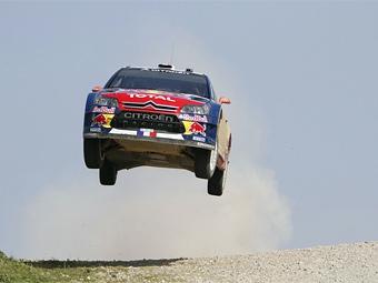 Себастьен Леб упрочил лидерство в общем зачете WRC