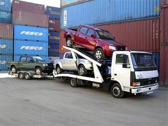 Правительство отменило пошлины на легковой транспорт для устранения ЧП