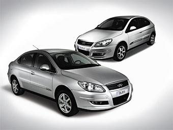 В России начались продажи новой модели Chery