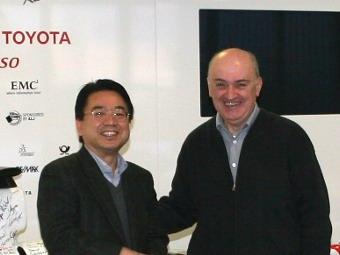 Команда Stefan GP отказалась от болидов Toyota