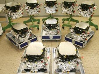 """Двигатели Cosworth готовы к отправке командам """"Формулы-1"""""""
