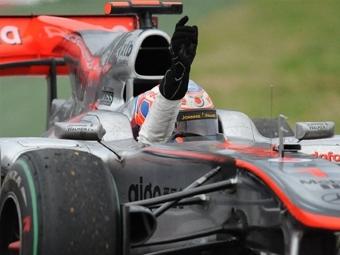 Дженсон Баттон выиграл Гран-при Австралии
