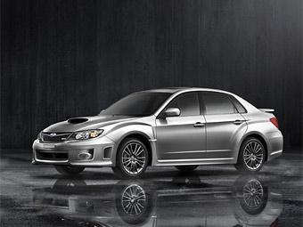 Subaru Impreza WRX станет копией версии STi