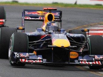 В Формуле-1 запретили зеркала на боковых понтонах